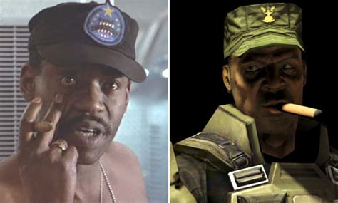 Ever noticed similarities between Halo and Star Wars?