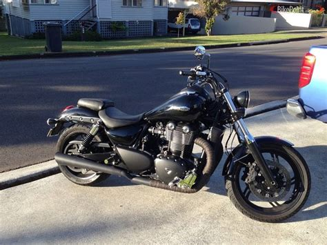 Used Triumph Thunderbird Storm ABS Motorcycles For Sale