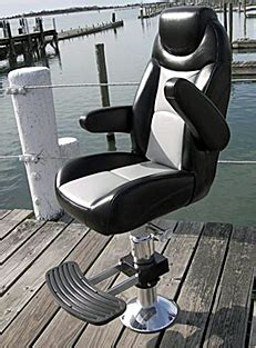 Helm Boat Seats & Boat Captain Chairs For Sale | Arrigoni