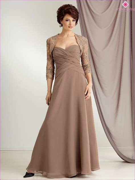 Wedding dresses for mom of the bride and groom