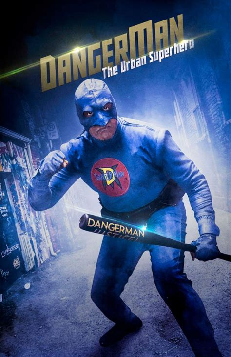 """Director Troy Rowland To Shoot """"DangerMan Returns"""" the"""