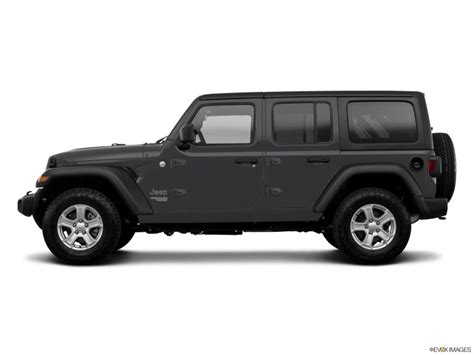 2018 Jeep Wrangler Color Options, Codes, Chart & Interior