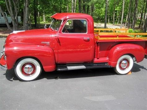 Find used 1949 Chevrolet 3100 Pickup Truck For Sale By