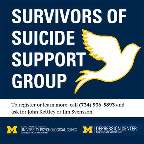 Survivors of Suicide Support Group - Mary A